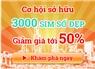 Chọn Sim Tứ Quý 6666, 8888, 9999 Viettel đầu 086, 0868 giá rẻ